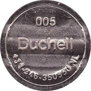 Token - Duchell 005 – obverse