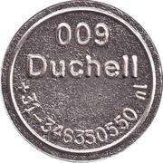 Token - Duchell 009 – obverse