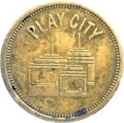Token - Play City – obverse