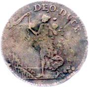 Token - Münzmeisterpfennige (Johann Benjamin Hecht) – reverse