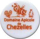 Shopping Cart Token - Domaine Apicole de Chezelles (orange) – obverse