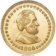 Civil War Patriotic - Lincoln and Union – obverse