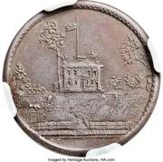 5 Cents - Civil WarToken - G.R. Meyer (Chicago IL) – reverse