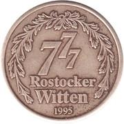 Rostocker Witten – reverse