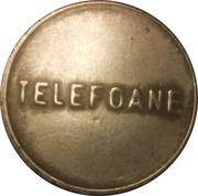 Telephone Token - Telefoane Control (22mm) – obverse