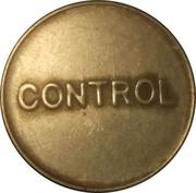 Telephone Token - Telefoane Control (22mm) – reverse