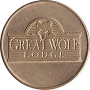Token - Great Wolf Lodge – obverse