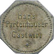 ½ Liter Bier - Partenhauser (Rosenheim) – obverse