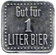 1 Liter Bier – reverse
