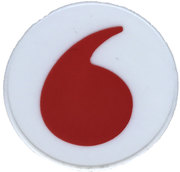 Shopping Cart Token - Vodafone – obverse