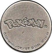 Token - Pokemon Collectible Coin (Lugia) – obverse