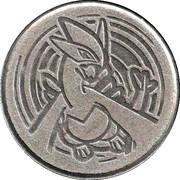 Token - Pokemon Collectible Coin (Lugia) – reverse