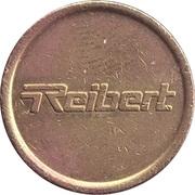 Car Wash Token - Reibert – obverse