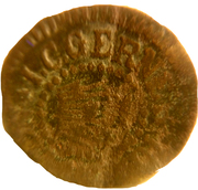Counter Token - J.C. Gerner (Nuremberg) – reverse