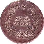 Spiel Marke (L. Chr. Lauer's) – reverse