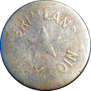 Grimland play coin 5 – obverse