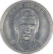 Shell Token - Fußball-WM 1970 Mexico (Gerd Müller) – obverse
