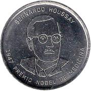Token - Argentine Heroes of Knowledge (Bernardo Houssay) – obverse
