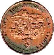 1 Pfennig - Heubacher Glückspfennig – obverse