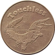 Car Wash Token - Touchless – reverse
