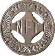 1 City Fare - NFT (Buffalo, New York) – obverse