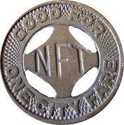 1 City Fare - NFT (Buffalo, New York) – reverse
