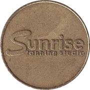 Token - Sunrise Tanning Studio – reverse
