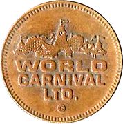 Token - World Carnival Limited – obverse
