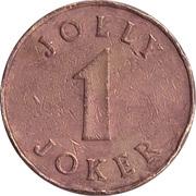 Game Token - Jolly Joker – reverse