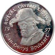 Token - Royal caveau Liège – obverse