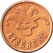 Token - Liseberg – obverse