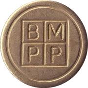 Token - BMPP – obverse