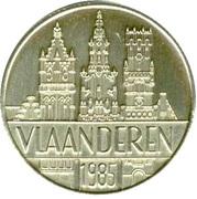 50 Vlaamse Franken - Vlaanderen – obverse