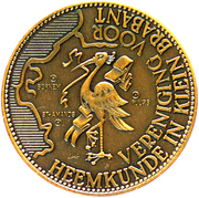 100 Mandenmakers – obverse