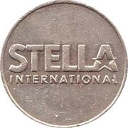 Token - Stella International – obverse