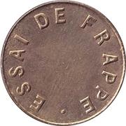 Mint Token - Essai de Frappe – reverse
