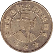 Tabaksmunt - Automaat (AGE COIN 16+ ONLY) – obverse