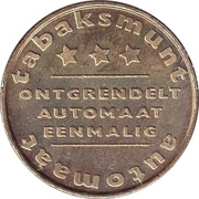 Tabaksmunt - Automaat (AGE COIN 16+ ONLY) – reverse