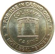 Token - Coliseum Casino – reverse