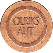 Vending Machine Token - Olriks Aut. – obverse