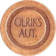 Vending Machine Token - Olriks Aut. – reverse