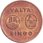 Game Token - Valta - Bingo – obverse