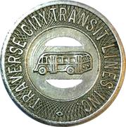 1 Fare - Traverse City Transit Lines, Inc. (Traverse City, MI) – obverse