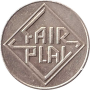 Token - Fair Play The Netherlands – obverse