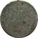 Blank Token (Steel; 20 mm) – obverse