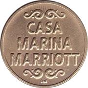Token - Casa Marina Marriott – obverse