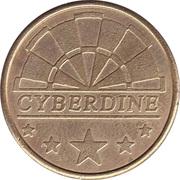Token - Cyberdine – obverse