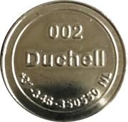 Token - Duchell 002 – obverse