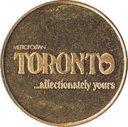 Medallion - Toronto, Ontario (Convention & Tourist Bureau) – obverse