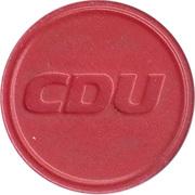Shopping Cart Token - CDU – reverse